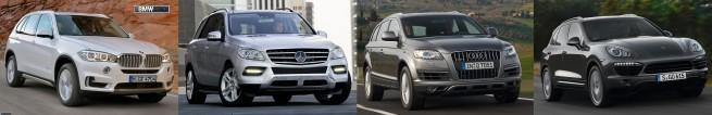 2013-BMW-X5-F15-Bild-Vergleich-Mercedes-ML-Audi-Q7-Porsche-Cayenne-3