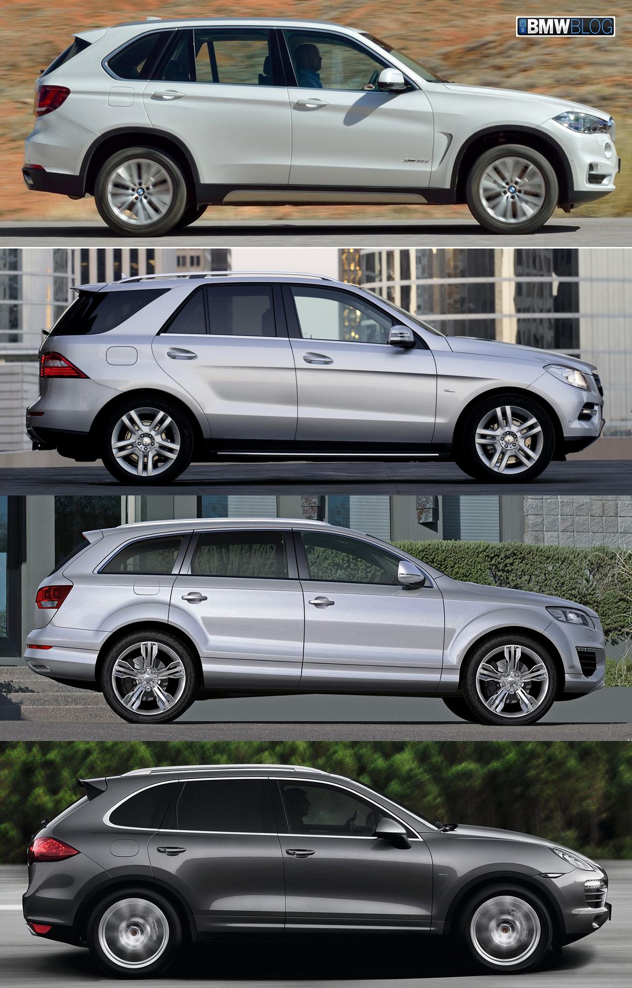 X5 Gegen Mercedes Ml Und – dede14