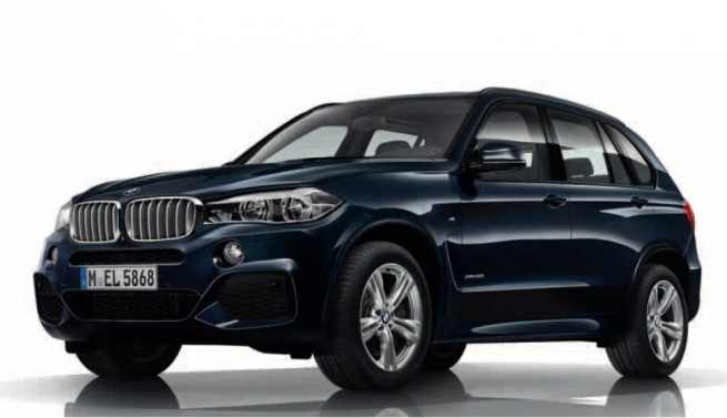 bmw x5 f15 m sportpaket alle details preise und erste bilder. Black Bedroom Furniture Sets. Home Design Ideas