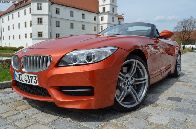 2013-BMW-Z4-sDrive35is-E89-LCI-Facelift-Valencia-Orange-10
