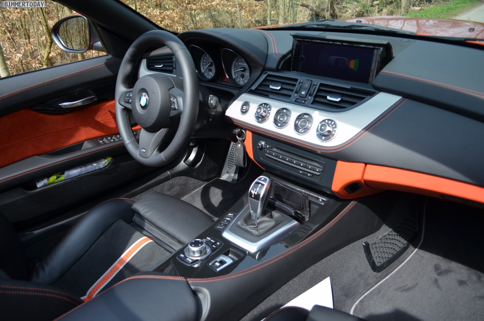 Fahrbericht Bmw Z4 Sdrive35is 2013 Roadster Mit Minimal