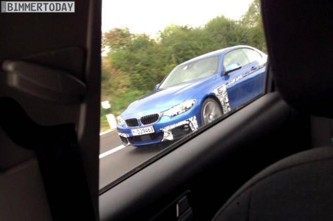2014-BMW-4er-Cabrio-F33-M-Sportpaket-435i-Estoril-Blau-Erlkoenig-Spyshots-01
