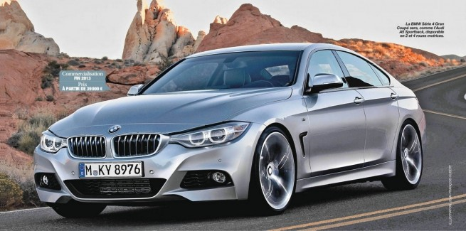2014-BMW-4er-Gran-Coupe-F36-Photoshop-Entwurf-Hubert
