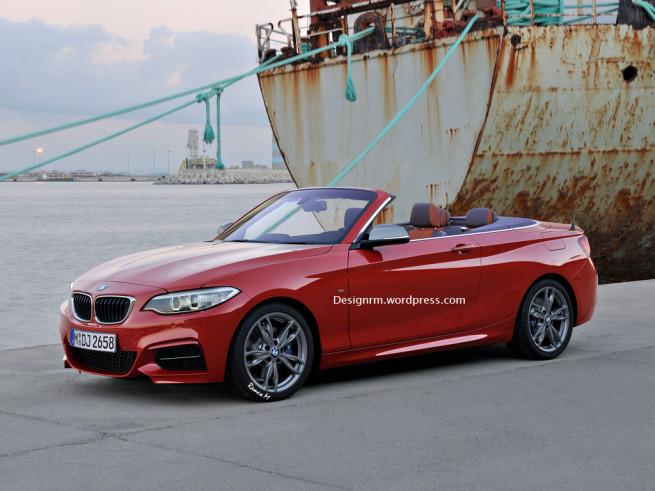 2014-BMW-M235i-Cabrio-F23-2er-RM-Design-1