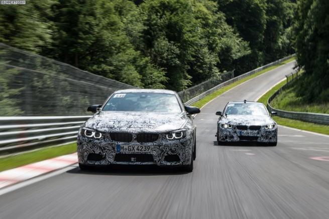 2014-BMW-M3-F80-M4-F82-Fahrwerk-Entwicklung-Nuerburgring-Nordschleife-DTM-04