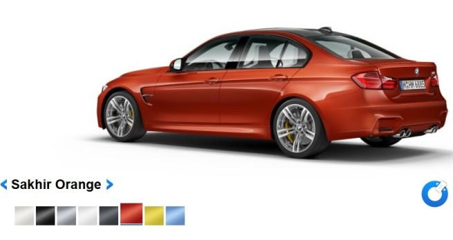 2014-BMW-M3-F80-Sakhir-Orange-Visualizer