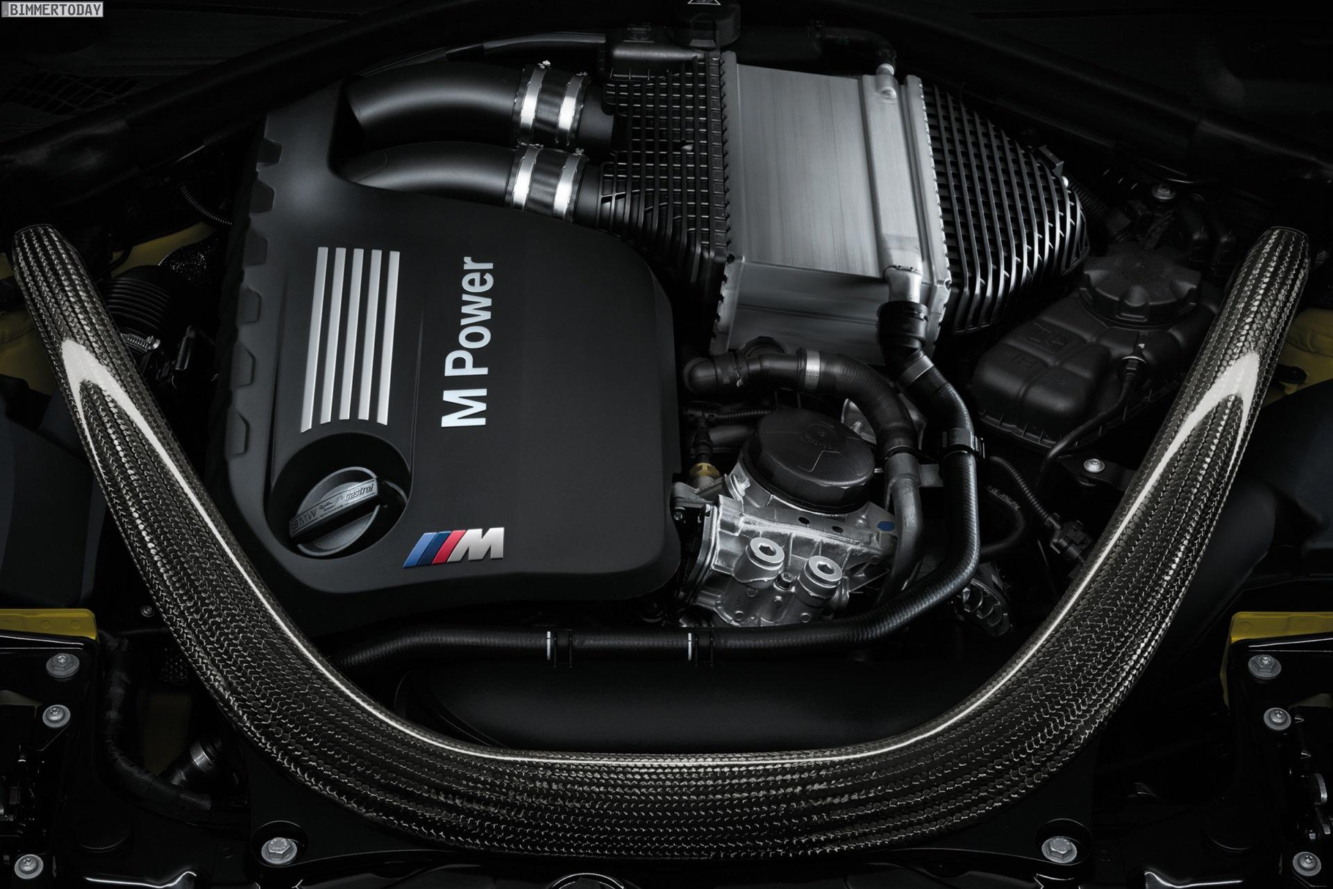 Bmw S55 Details Zur Technik Des Motors Von Bmw M4 Und M3 2014