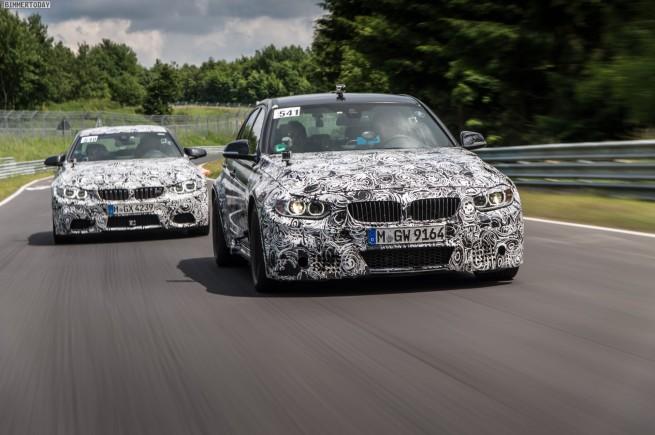 2014-BMW-M4-F82-Nuerburgring-Rundenzeit