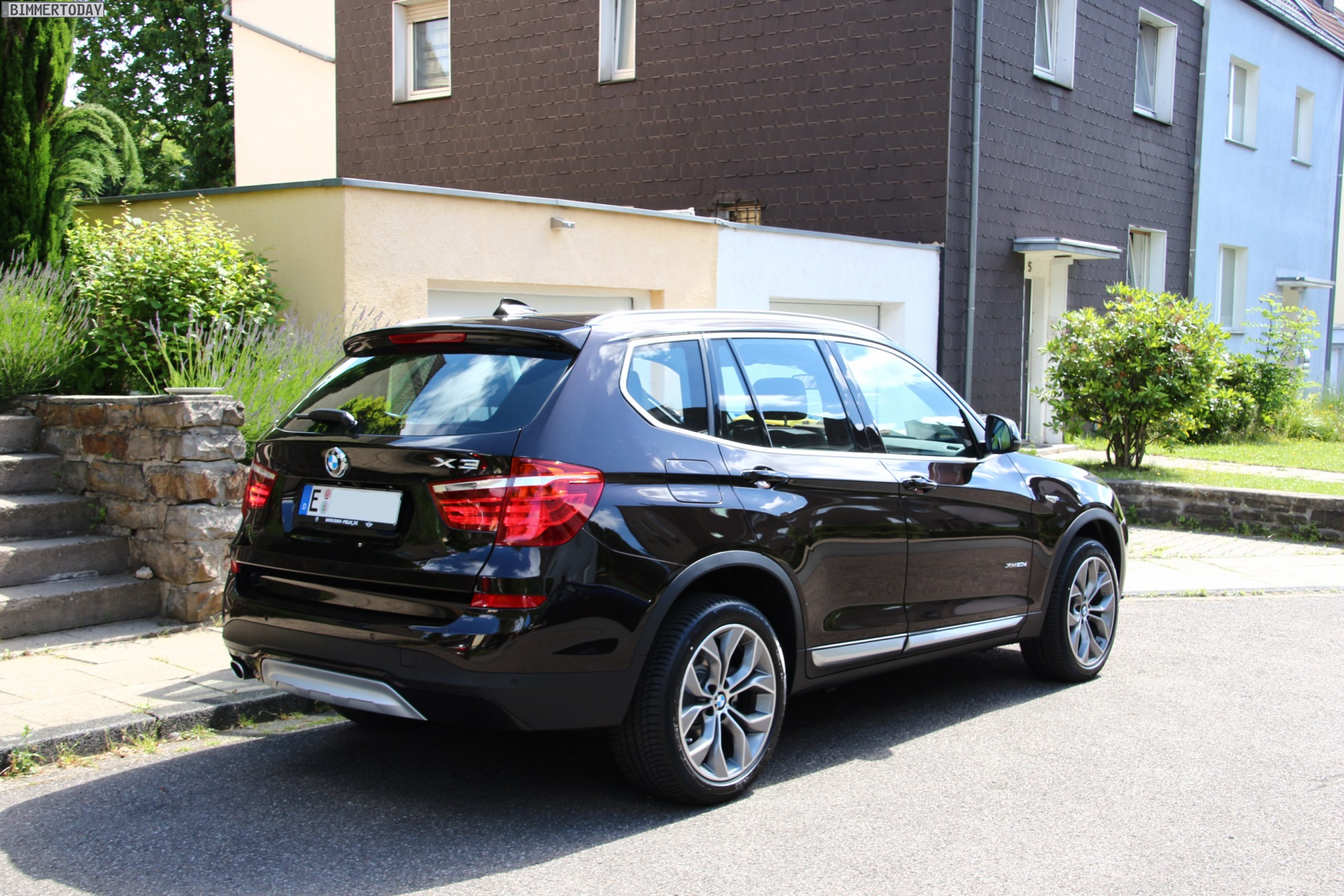 Bmw X3 F25 Facelift