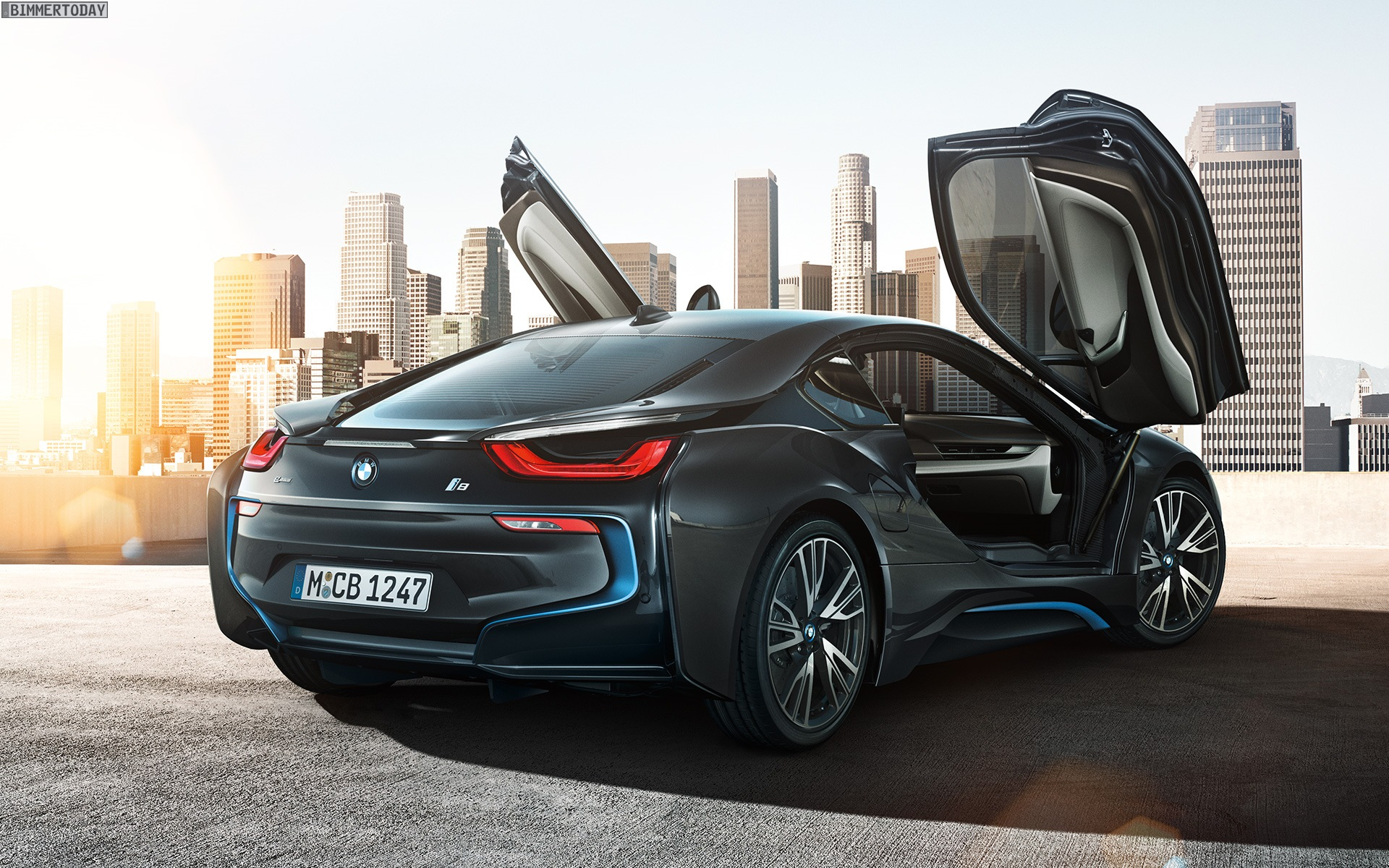 bmw i8 pure impulse ausstattungs paket erh ht preis auf. Black Bedroom Furniture Sets. Home Design Ideas