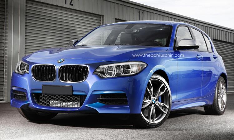 2015-BMW-1er-F20-LCI-Facelift-2er-Front-M-Sportpaket-TheophilusChin-2