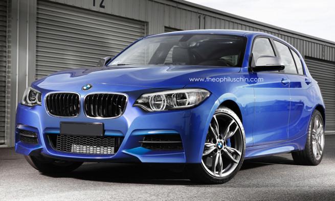 2015-BMW-1er-F20-LCI-Facelift-2er-Front-M-Sportpaket-TheophilusChin