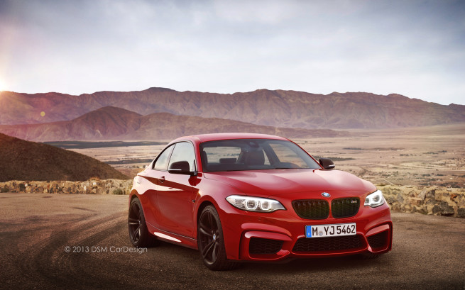 2015-BMW-M2-F22-Coupe-Kompaktsportler-DSM-CarDesign-2
