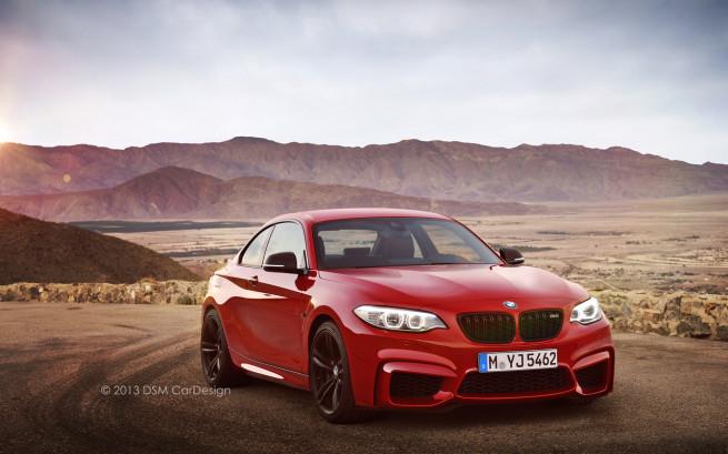 2015-BMW-M2-F22-Coupe-Kompaktsportler-DSM-CarDesign-2