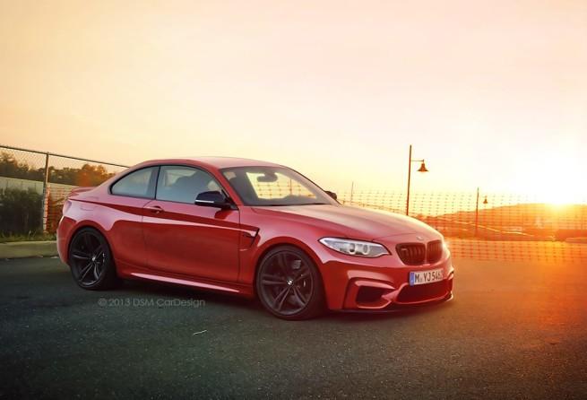 2015-BMW-M2-F22-Coupe-Kompaktsportler-DSM-CarDesign