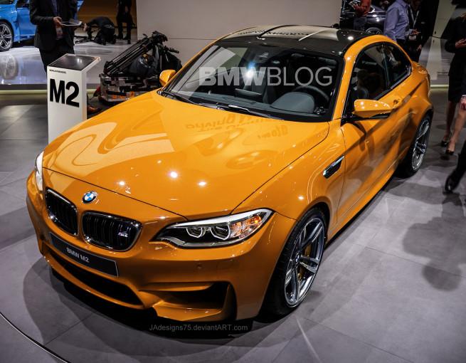 2015-BMW-M2-F22-Coupe-Kompaktsportler-Vision