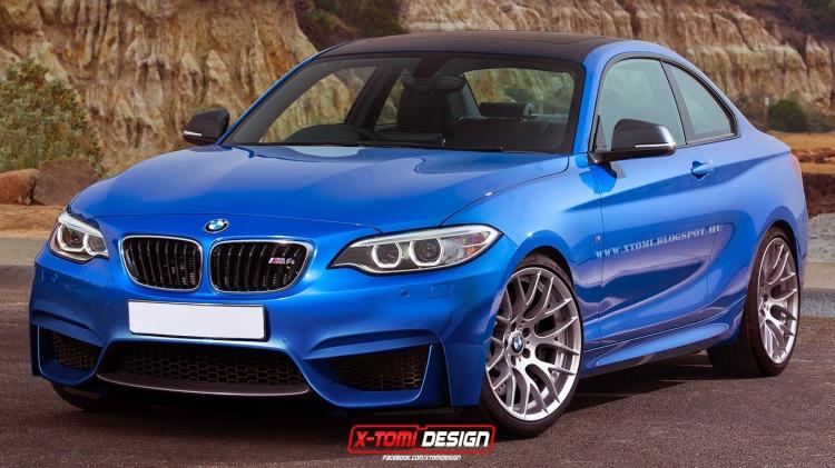 2015-BMW-M2-F87-Photoshop-Entwurf-x-Tomi-Design-1