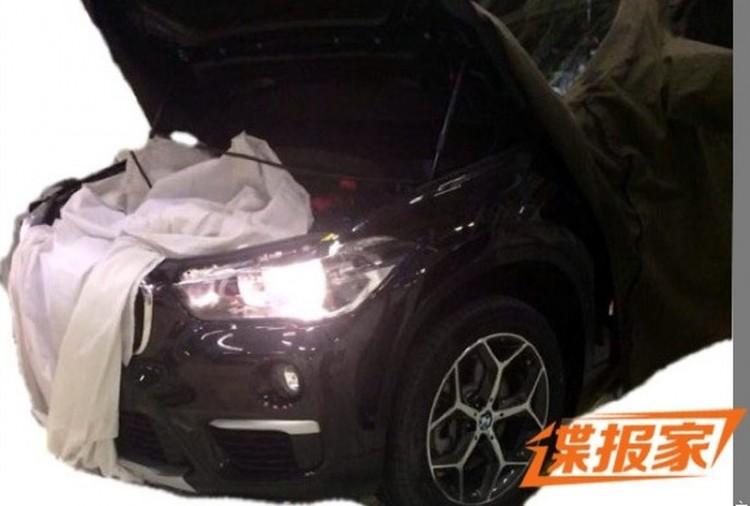 2015-BMW-X1-F48-Front-ungetarnt-Kompakt-SUV-autohome-com-cn