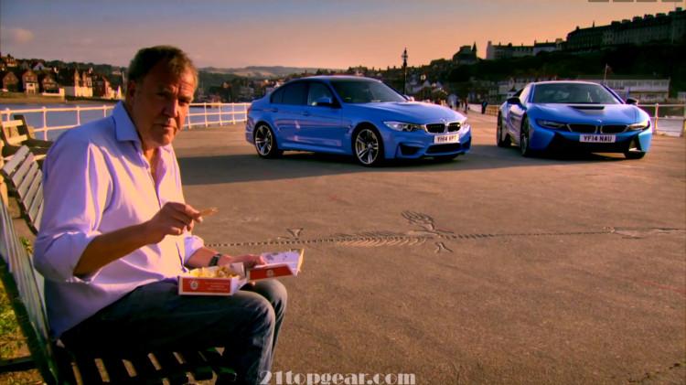 BMW-i8-vs-BMW-M3-F80-Top-Gear-Jeremy-Clarkson-Video-Vergleich