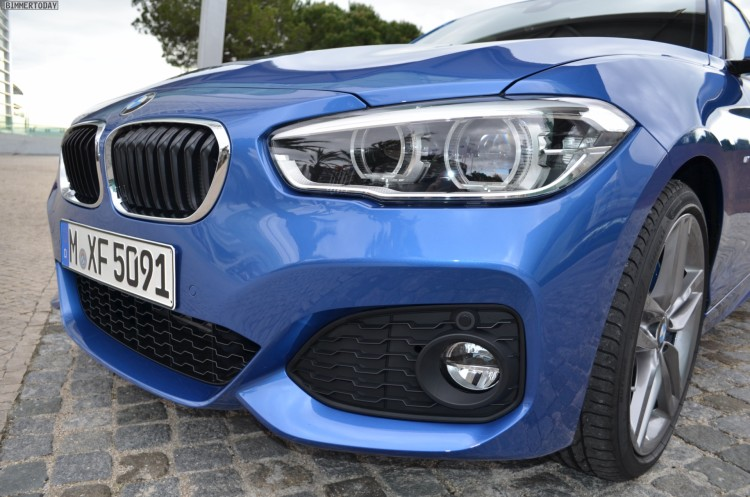 2015-BMW-1er-F20-LCI-Facelift-M-Sportpaket-Estoril-Blau-08