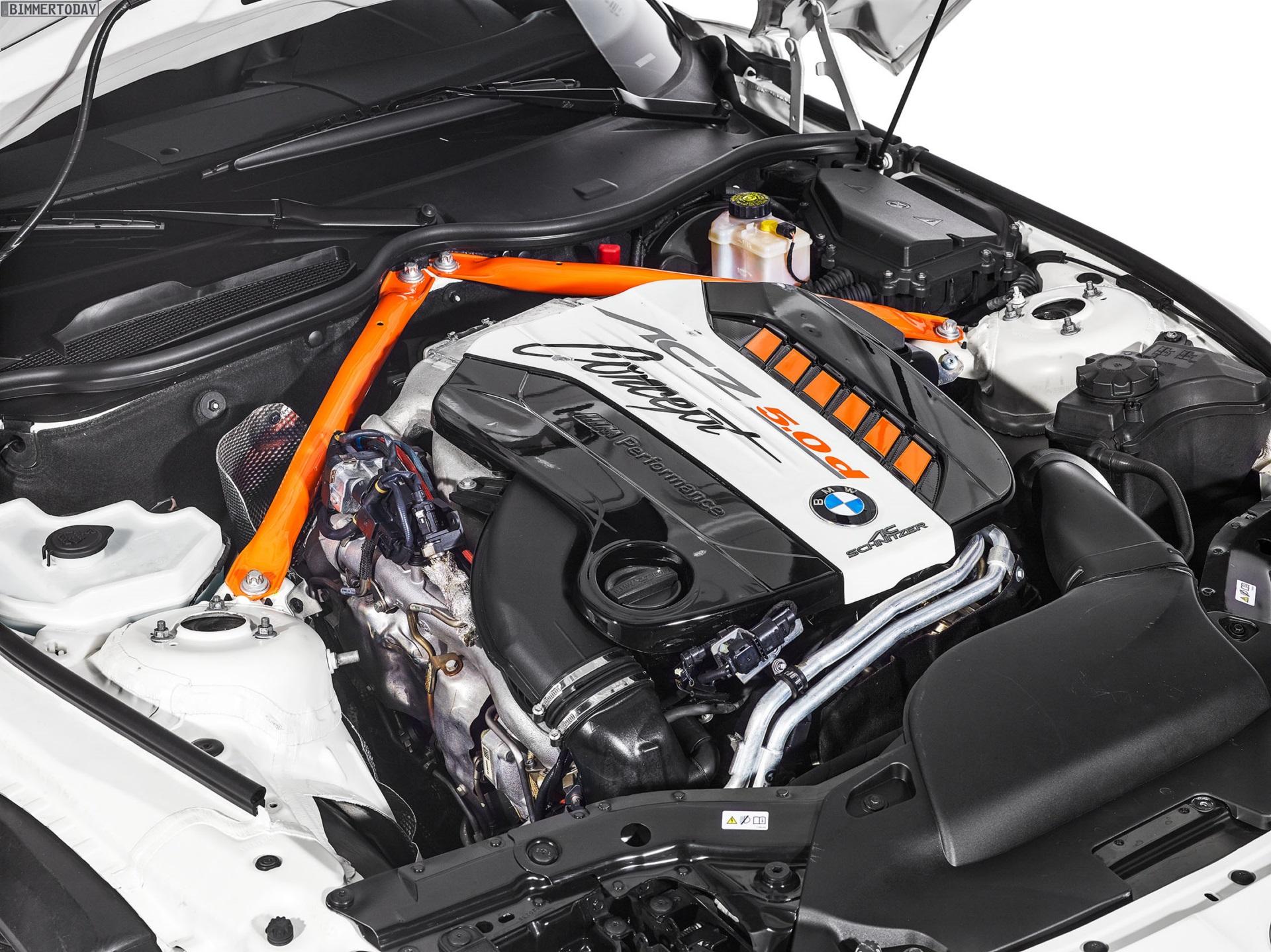 AC Schnitzer ACZ4 5 0d BMW Z4 E89 mit Triturbo Diesel