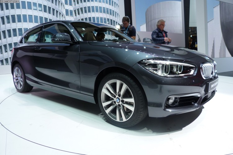 BMW-1er-Facelift-Dreituerer-F21-LCI-120d-xDrive-Urban-Line-2015-Autosalon-Genf-Live-01