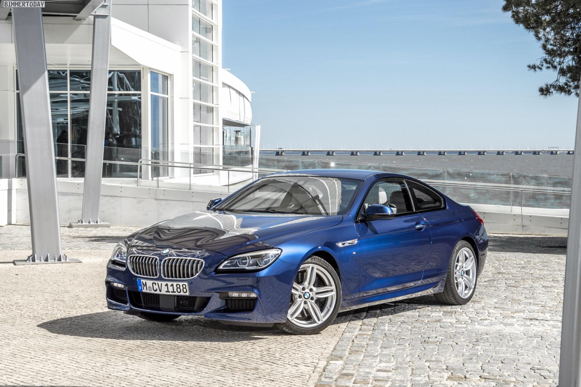 Bmw 6er Coupe F13 Produktion Wird Ende Oktober 2017 Beendet