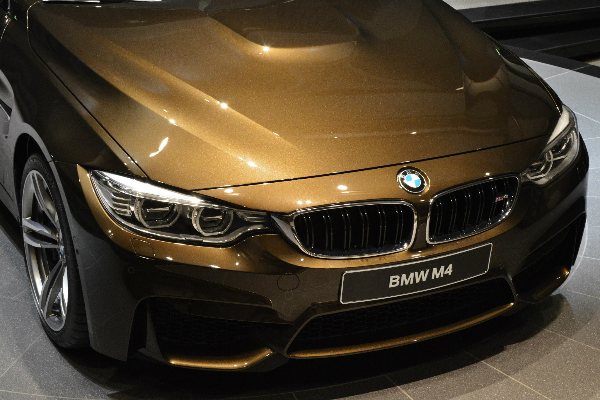 Bmw Bronze Metallic Paint Code A