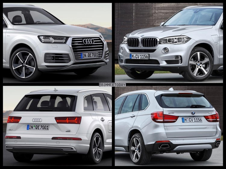 Bild-Vergleich-BMW-X5-xDrive40e-Audi-Q7-e-tron-SUV-Hybrid-2015-01