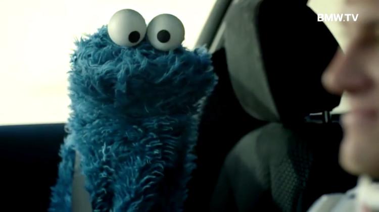 Kruemelmonster-Donuts-BMW-1er-Werbung