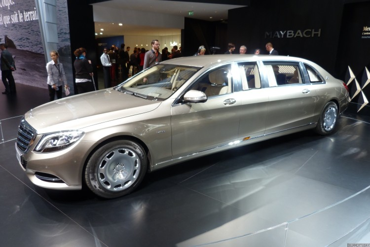 genfer autosalon 2015 mercedes maybach s klasse pullman. Black Bedroom Furniture Sets. Home Design Ideas