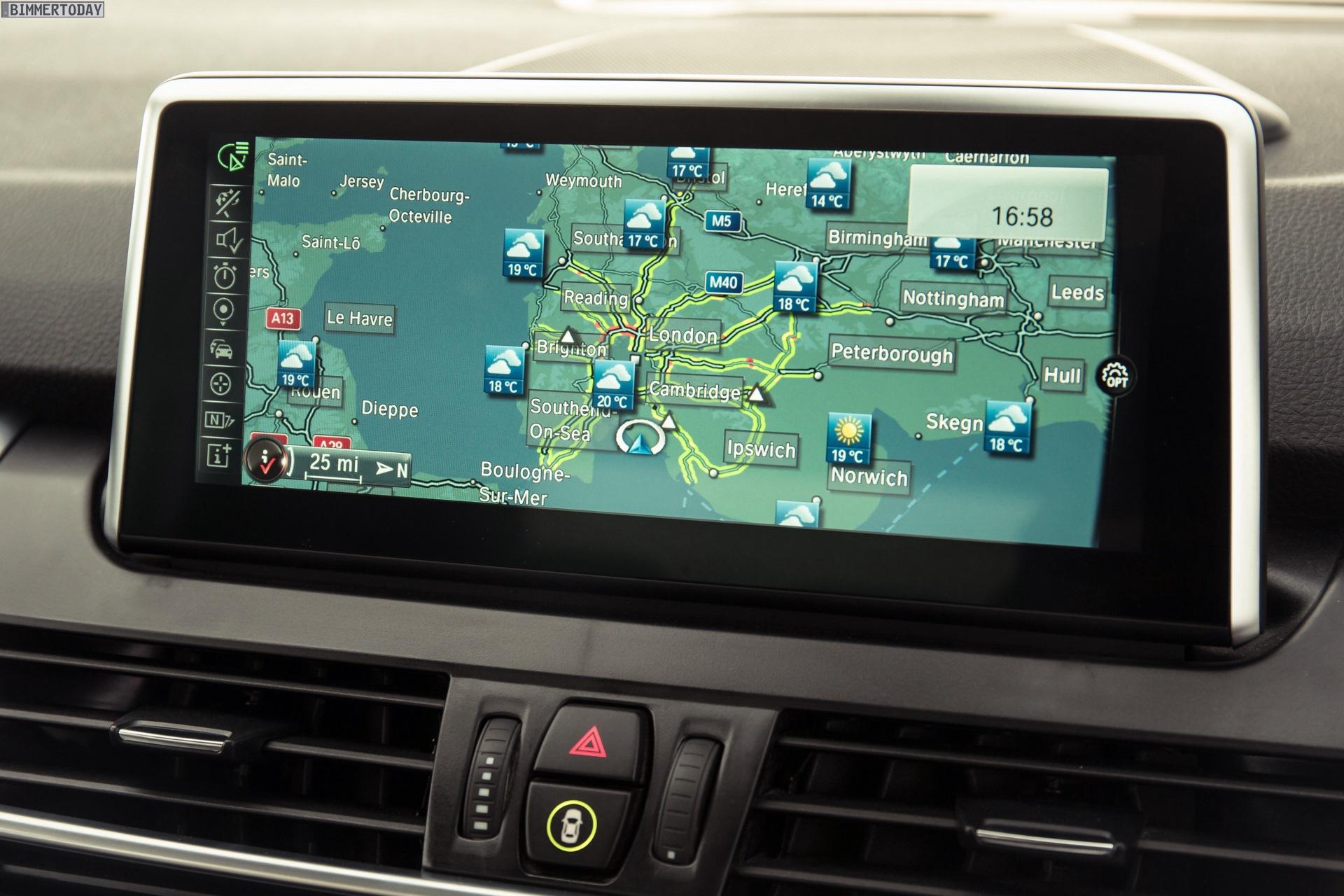 Bmw Uk Navigationssystem Ab Herbst Bei Allen Bmw Standard