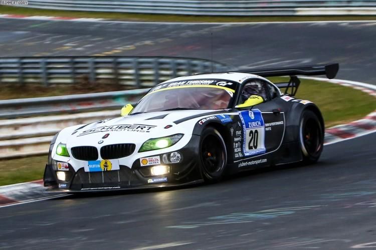 24h Nürburgring 2015 Bmw Z4 Gt3 Gewinnt Quali Rennen