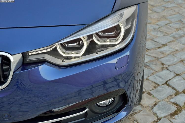 Bmw 3er Facelift 2015 Fahrwerk Und Motoren Runderneuert