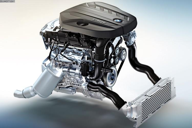 BMW-B47-Vierzylinder-Diesel-Motor