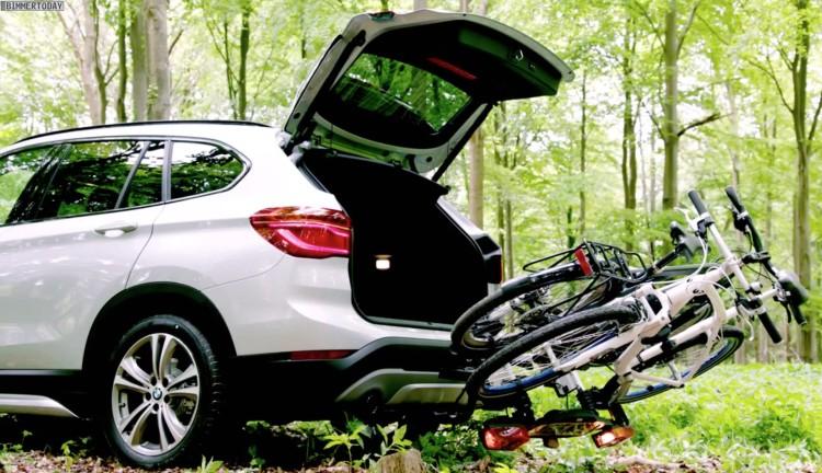 2015-BMW-X1-F48-Zubehoer-Fahrradtraeger