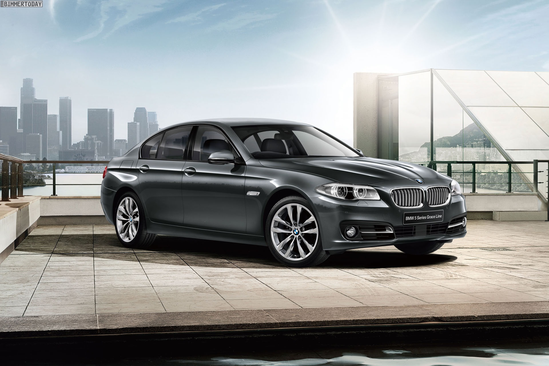 Bmw 5er Grace Line Besonders Edle F10 Edition F 252 R Japan