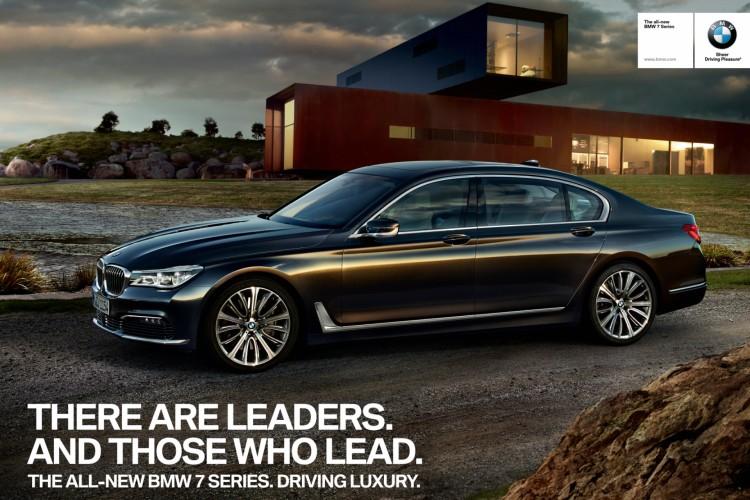 Future Of Luxury Die Werbe Kampagne Zum Bmw 7er 2015