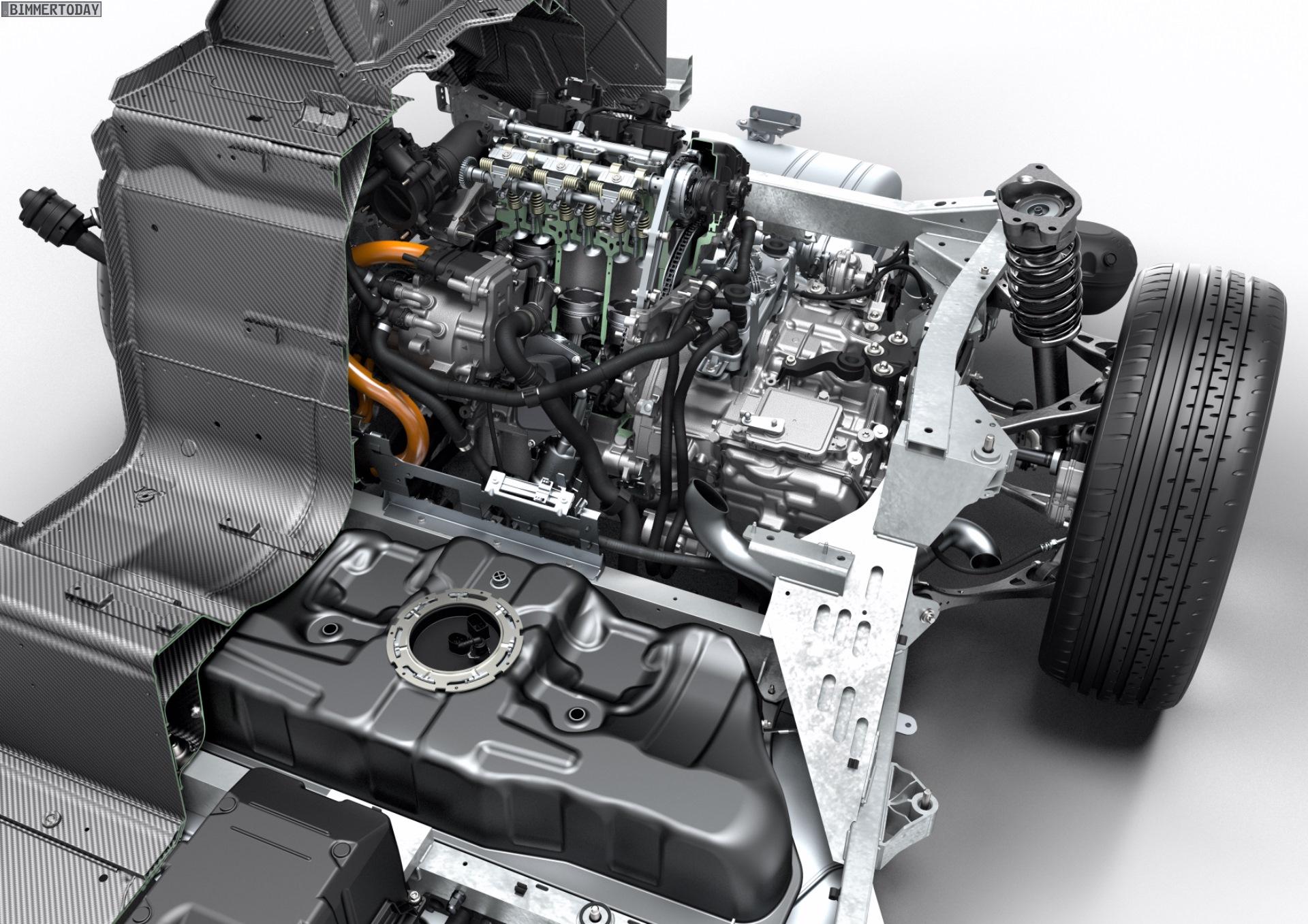 Engine Of The Year Awards 2018 Bmw I8 Erneut Ausgezeichnet