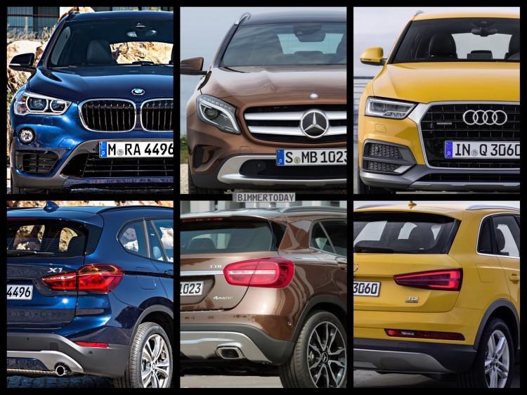 Bild-Vergleich-BMW-X1-F48-Audi-Q3-Mercedes-GLA-2015-01