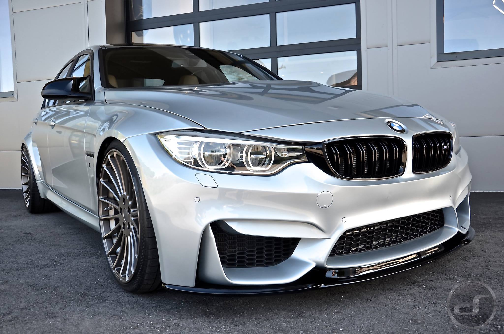 hamann bmw m3 f80 starke tuning limousine in silverstone. Black Bedroom Furniture Sets. Home Design Ideas