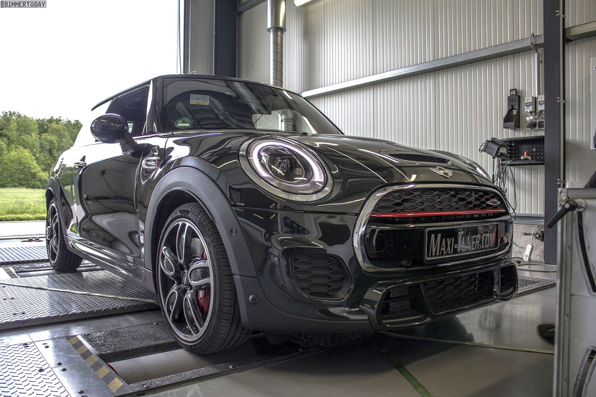 Maxi Tuner Mini John Cooper Works F56 Tuning Bringt 260 Ps