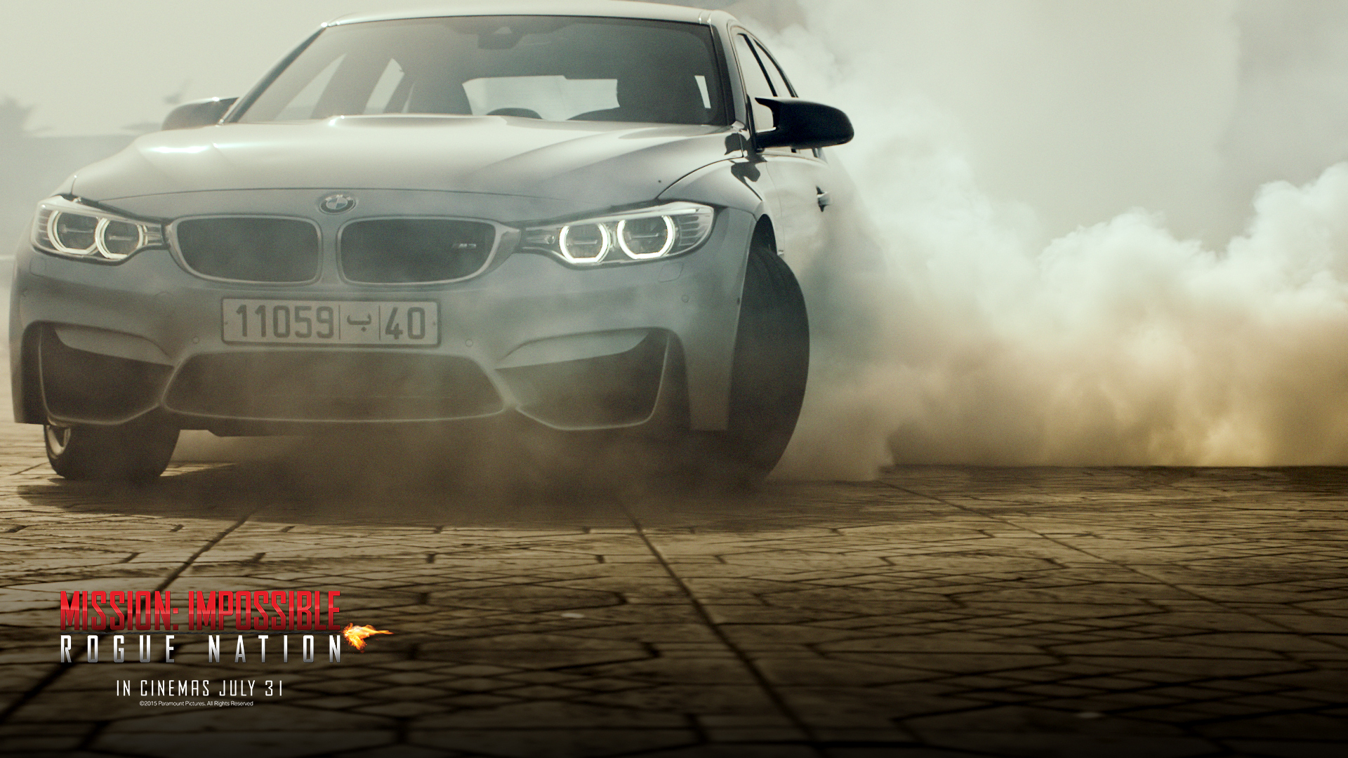 Mission Impossible 5 Wallpaper Und Bmw Filme Zu Rogue Nation