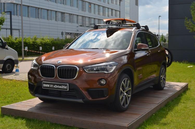 2015-BMW-X1-F48-Kastanienbronze-Metallic-Zubehoer-Fahrradtraeger-01