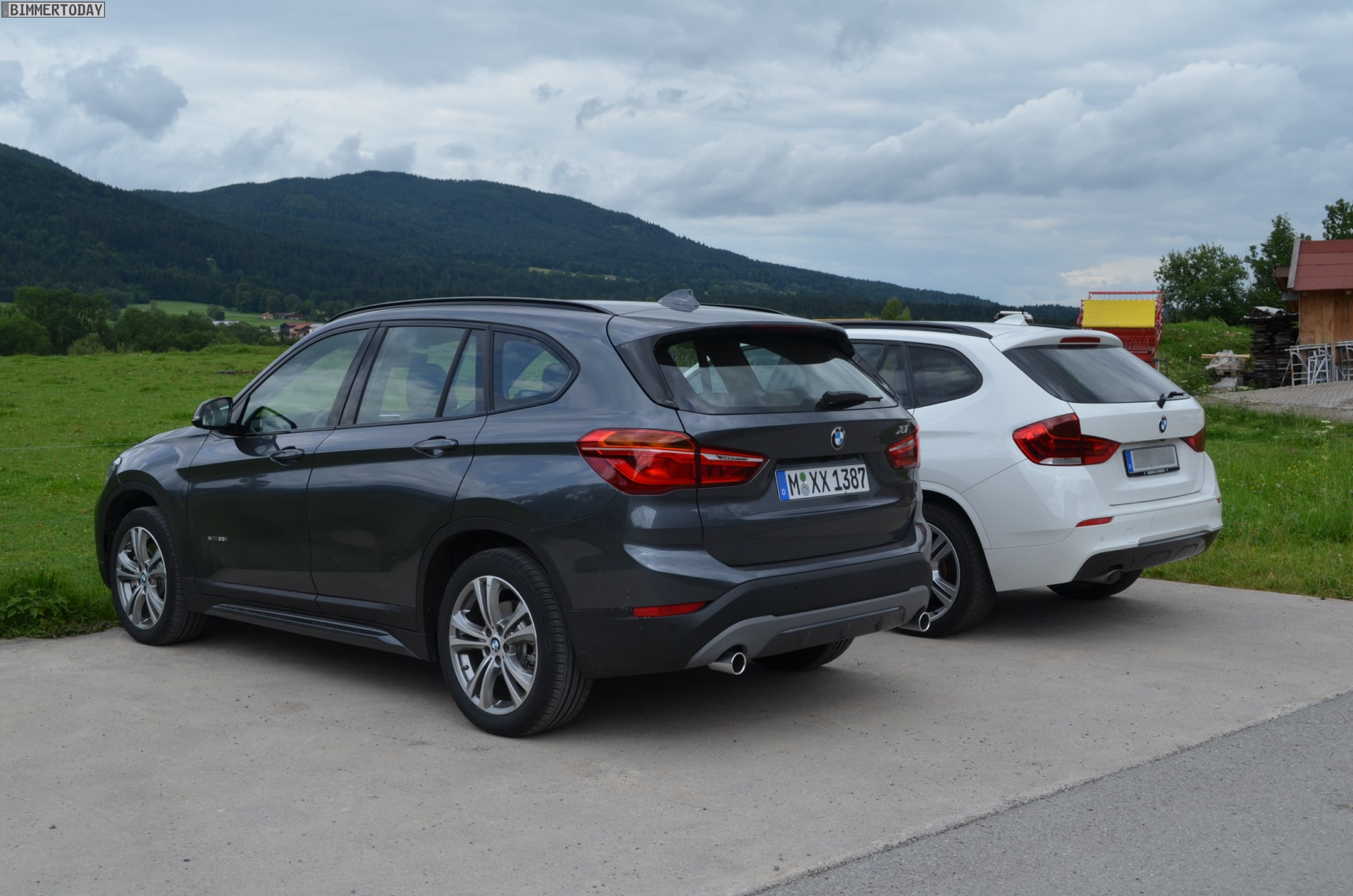 Bmw Touring  Series Dimensions