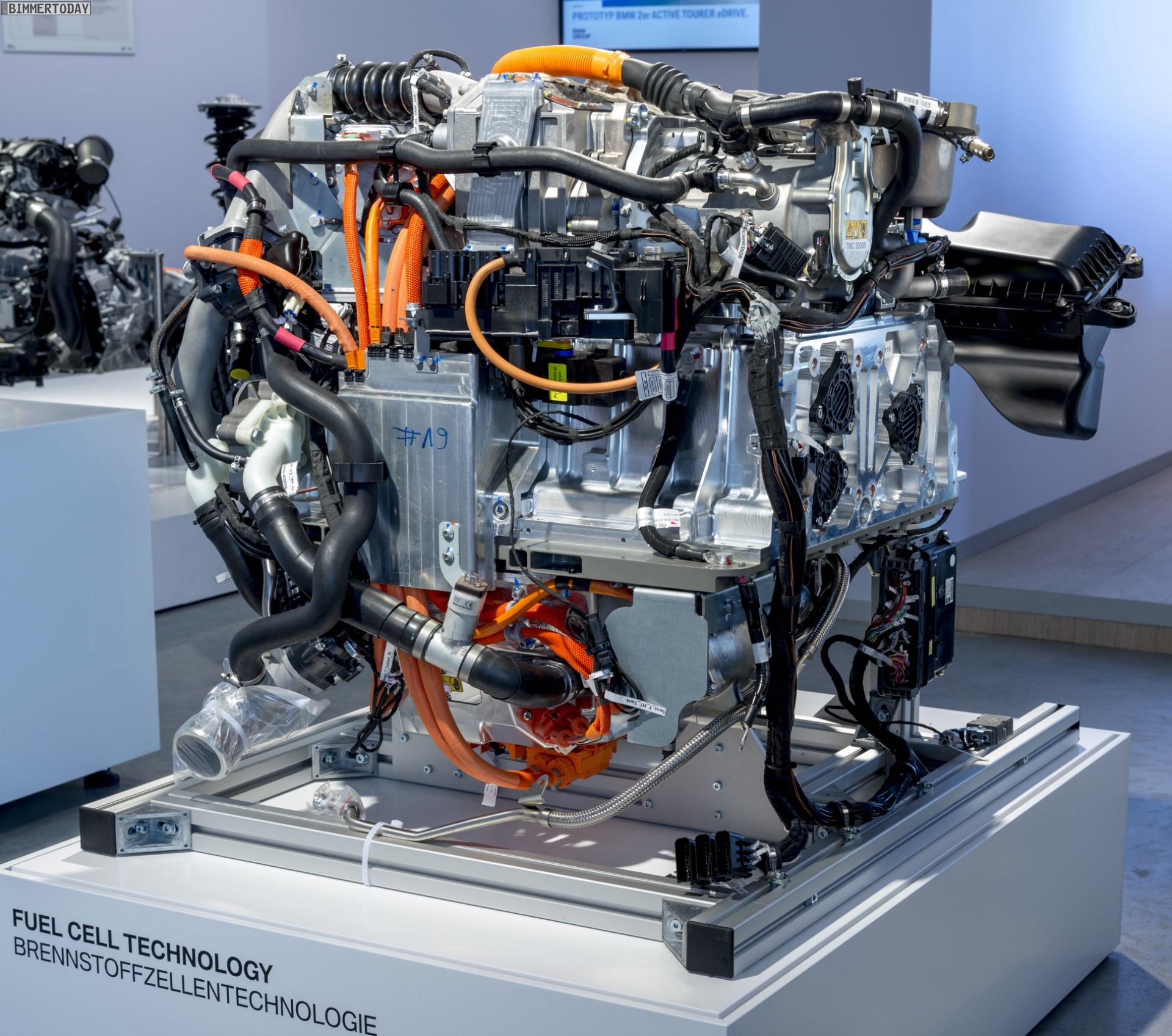 Bmw Z2 2015: BMW: Brennstoffzelle Macht Erst Oberhalb Der 5er-Reihe Sinn