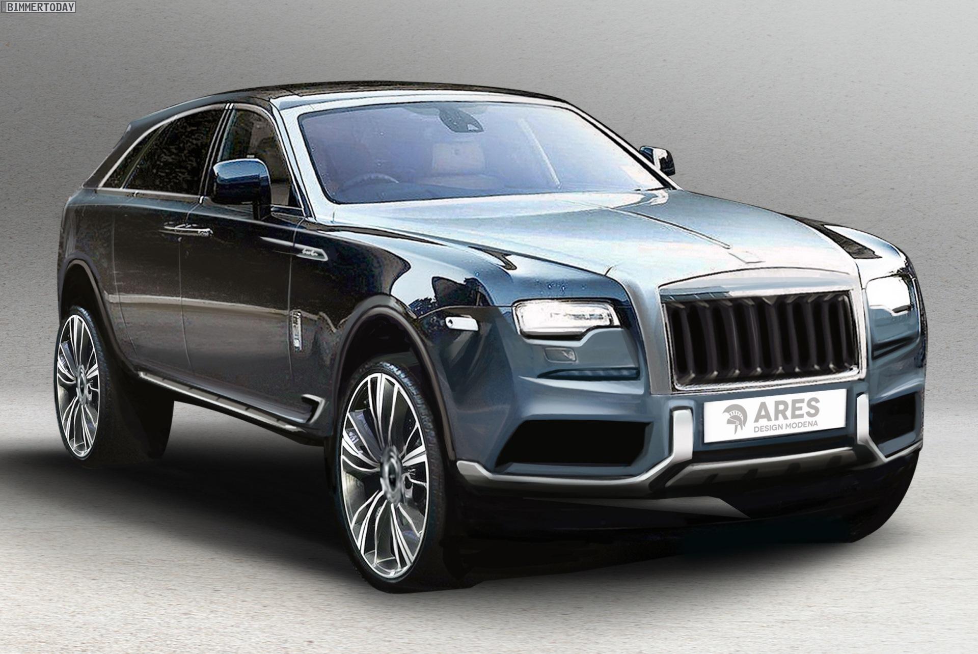 Rolls Royce Cullinan Virtuelles Tuning F 252 R Das Luxus Suv