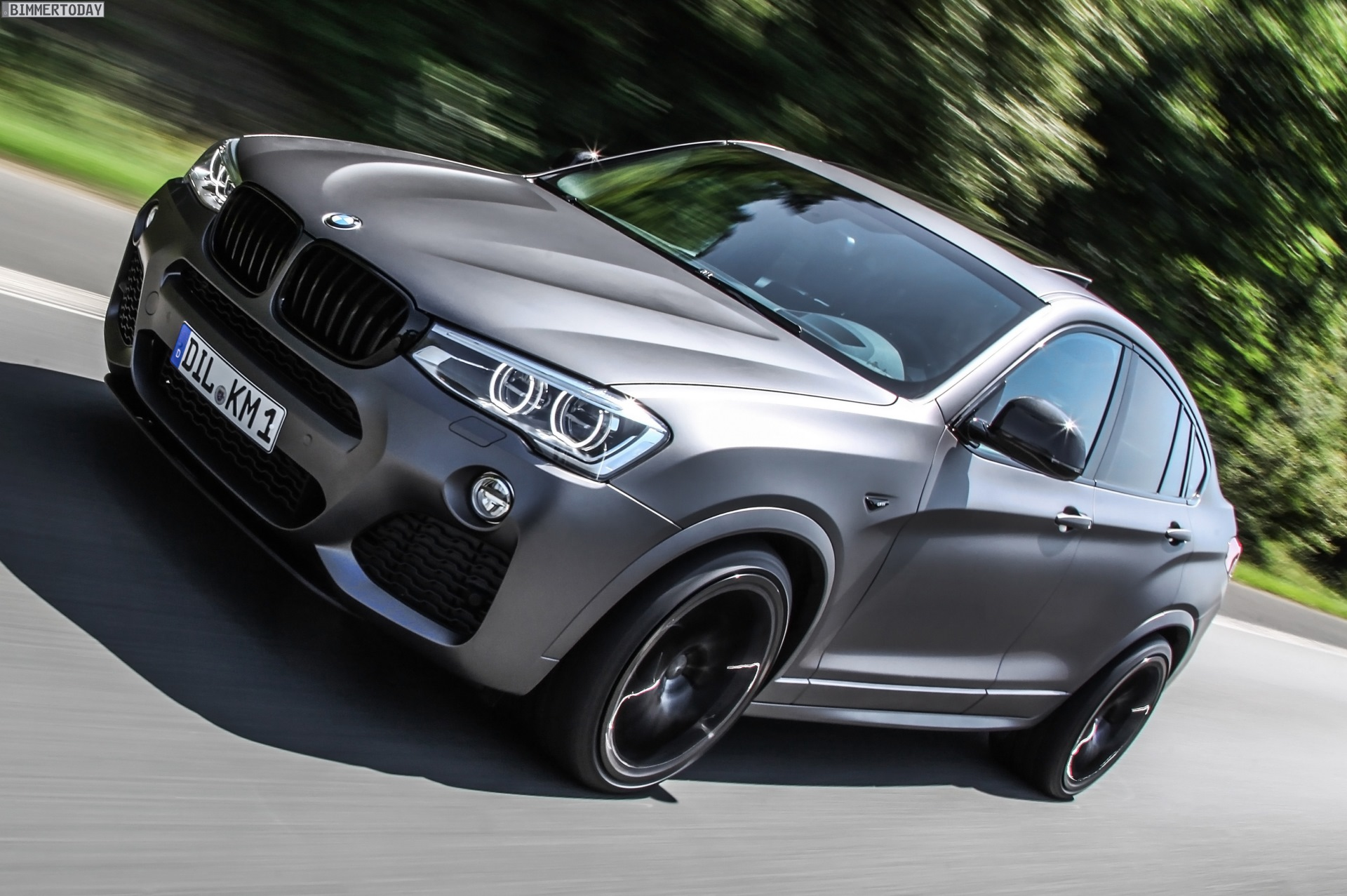 lightweight bmw x4 xdrive35d f26 tuning bringt bis zu 375 ps. Black Bedroom Furniture Sets. Home Design Ideas