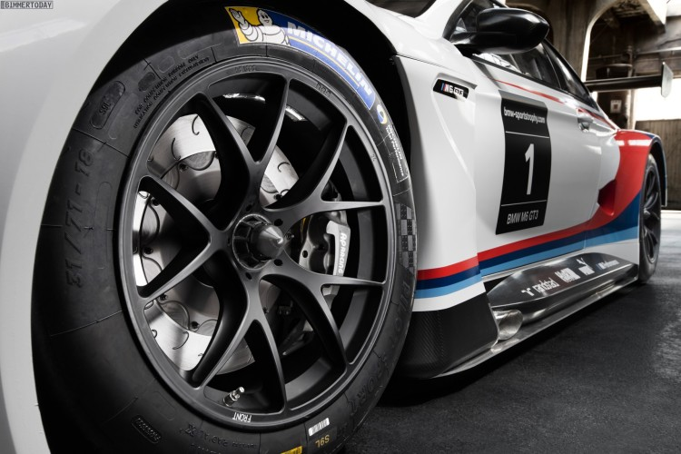 Bmw M8 Gte Le Mans 2018 Mit Extrascharfer M8 Variante