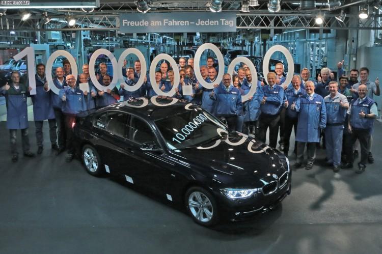 BMW-Werk-Muenchen-Jubilaeum-2015-10-Millionen-BMW-3er-Limousine